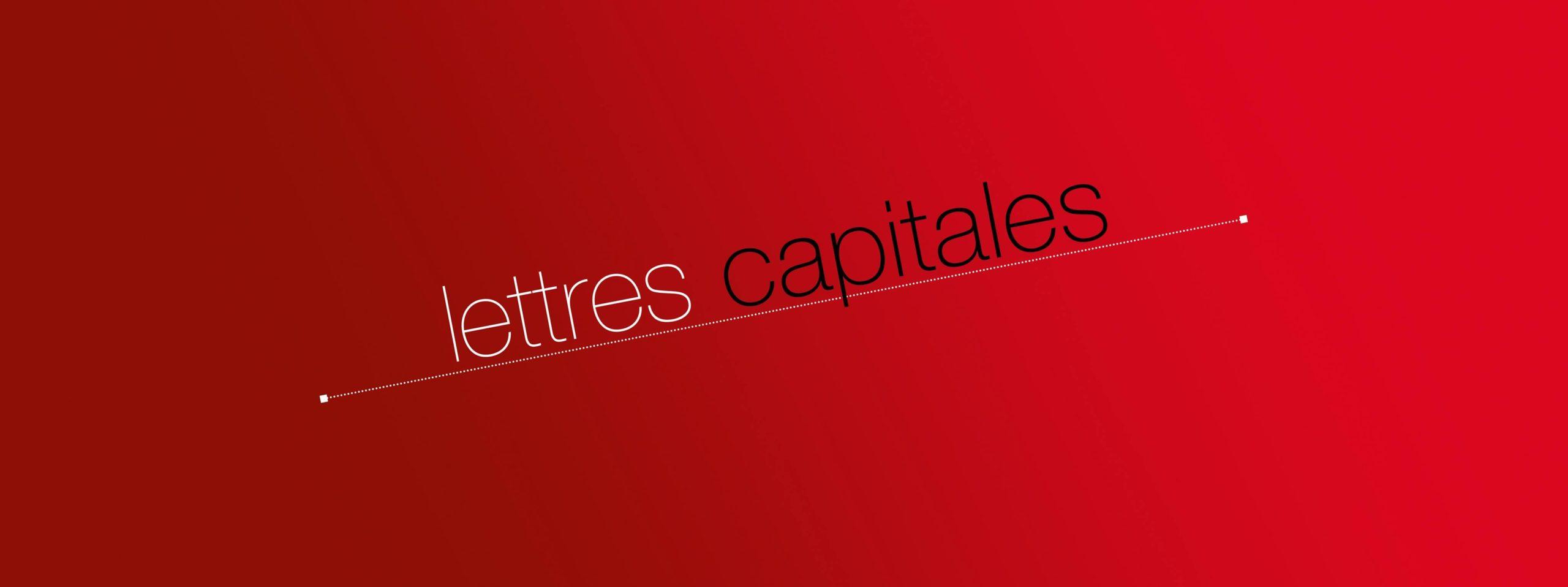 Lettres Capitales nouveau définitif
